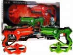 zestaw PAINTBALL LASEROWY laser tag W7001D